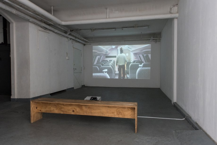 Installation view, Karl Philips - ETA (Estimated Time of Arrival), photo: Frithjof Kjer