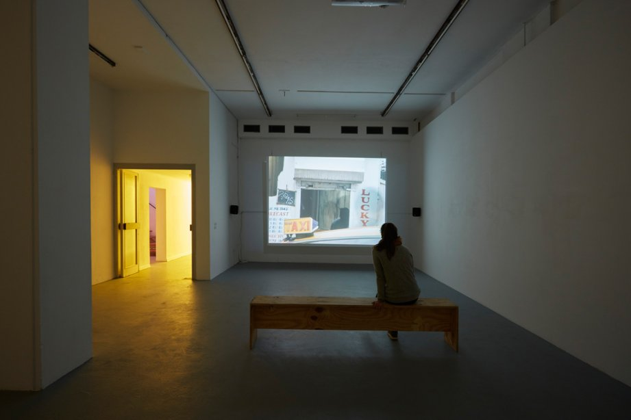 Installation View, Desire Machine Collective, 25/75, basis 2015, photo: Günther Dächert