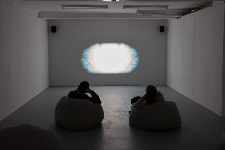 Installation View, Desire Machine Collective, Passages, basis 2015, Foto: Günther Dächert