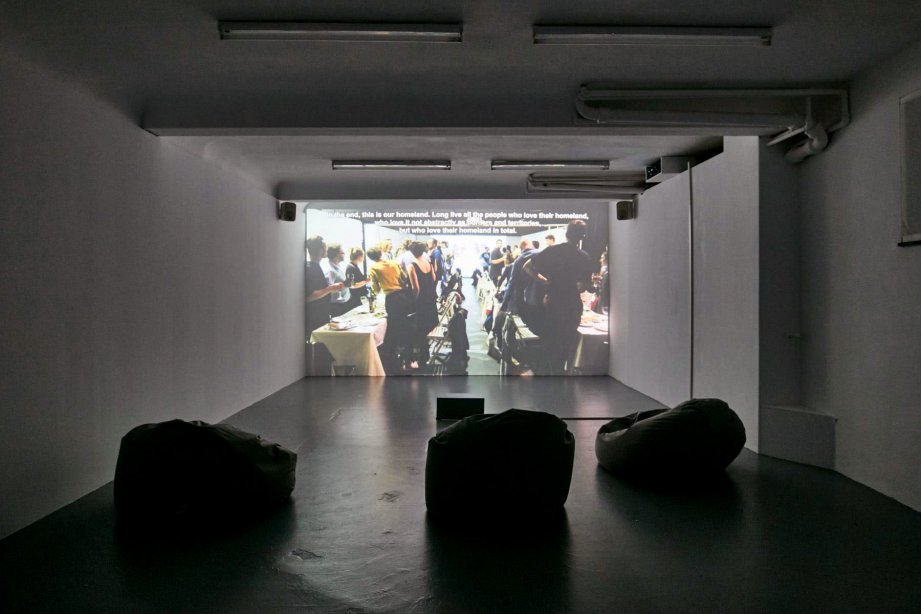 Bouillon Group, Supra, 2013-2014, basis, installation view, 2018, photo: Günther Dächert