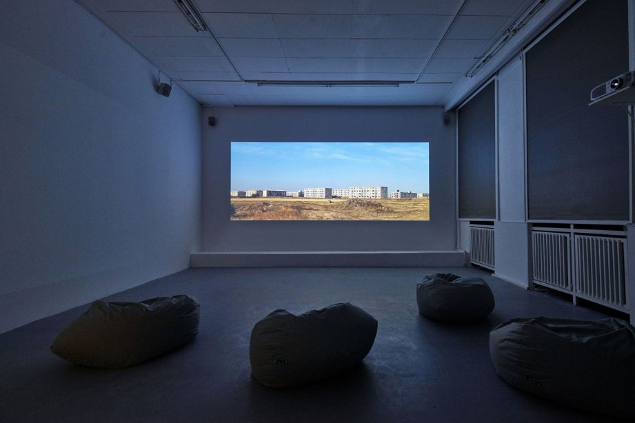 Uriel Orlow, Remnants of the Future, 2010, Installation view basis 2018, Courtesy the artist and Lux, London, photo: Günther Dächert