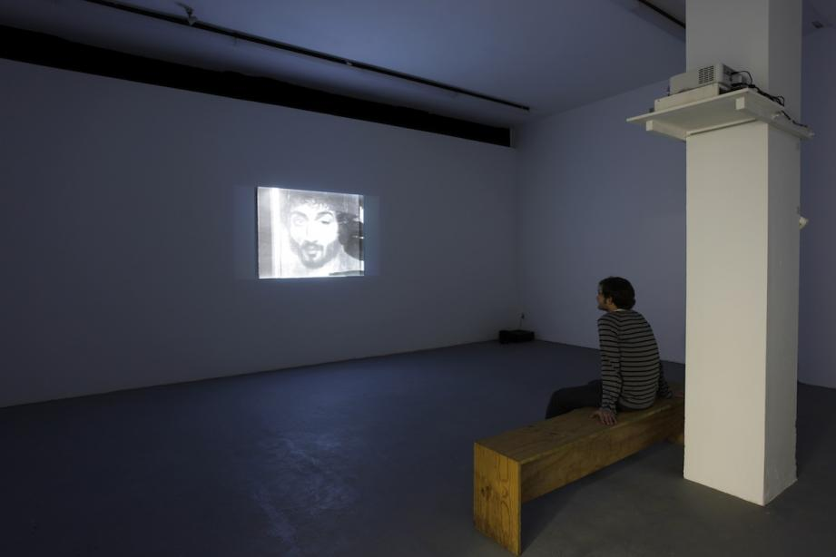VT ≠ TV, videotape is not television, installation view, photo: Cem Yücetas)
