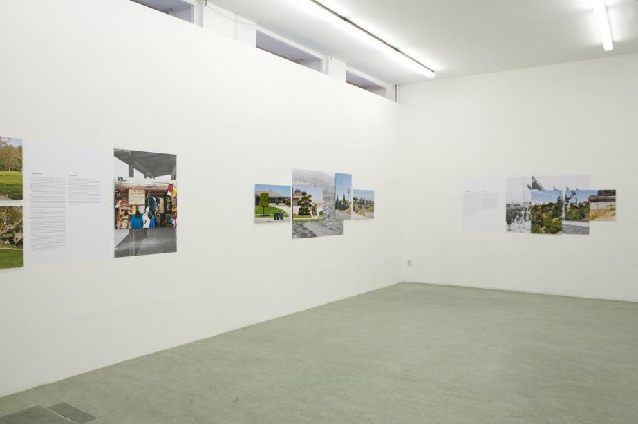 Wiebke Grösch/Frank Metzger, A Village in the City, disappearing, 2005, Foto: Cem Yücetas