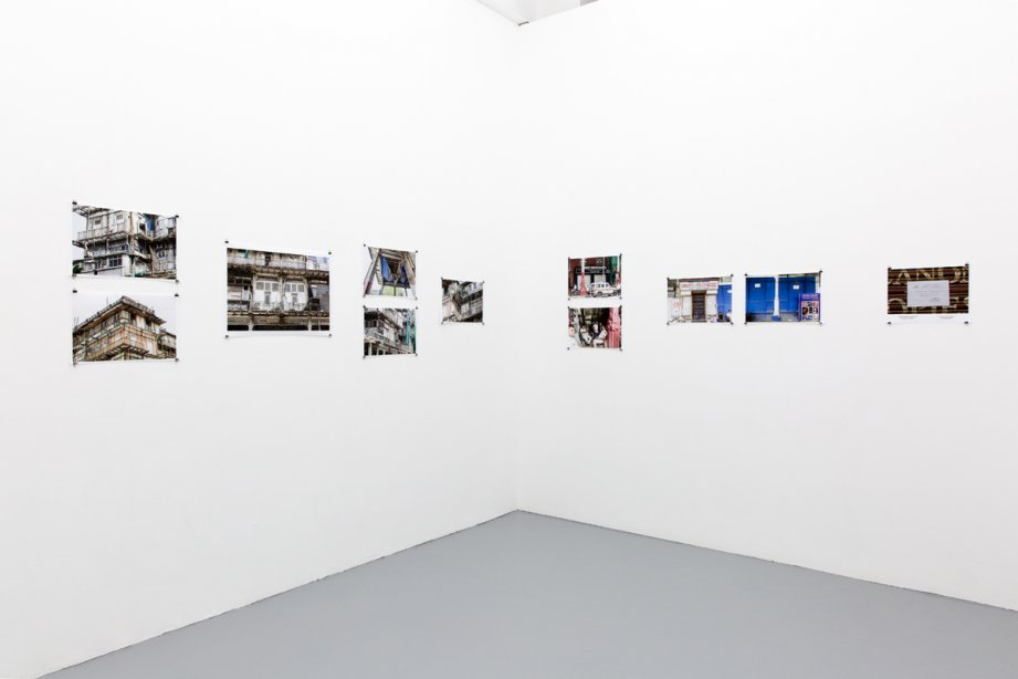 Installation view The Watson's Hotel - a photographic essay, basis 2020, photo: Nathalie Zimmermann