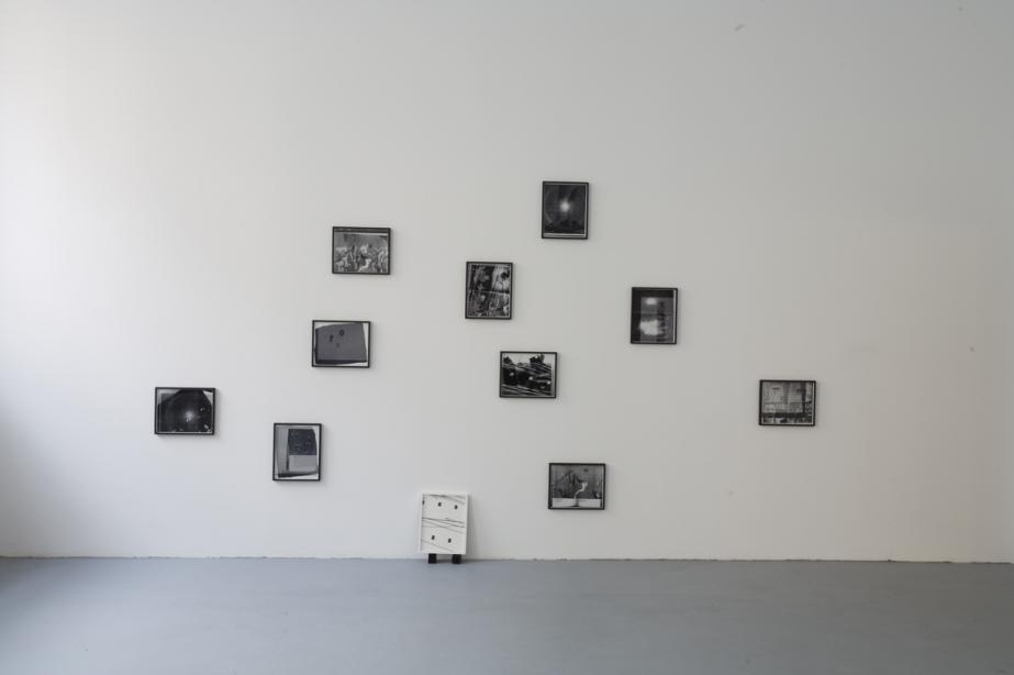 Amy Granat, The W.Lee Prints #1-#10, 2006, Foto: Cem Yücetas