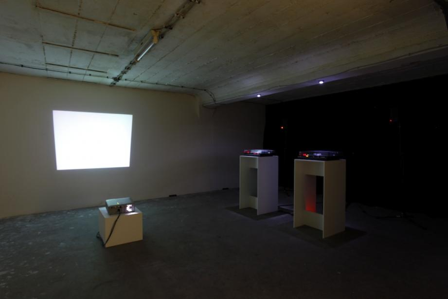 Marc Nothelfer, Techno Transmitter Prt. I - Jack's four to the floor mix, 2009, Foto: Cem Yücetas