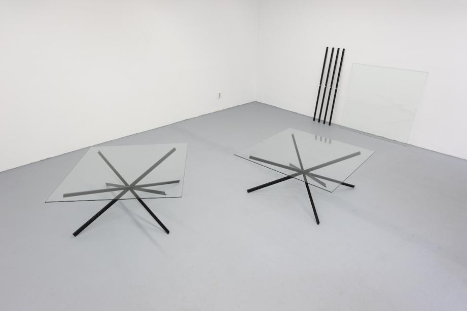 Jan Timme, Coffee Table Coffee Table 1, 2009, Foto: Cem Yücetas
